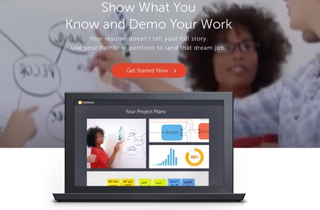 Pathbrite - eportfolio | Tools for Teachers & Learners | Scoop.it