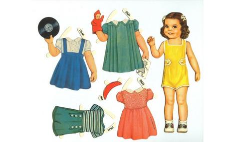 Flipmylook : la poupée en papier, version e-commerce : Le lab e ... | La TV connectée et le commerce by JodeeTV | Scoop.it