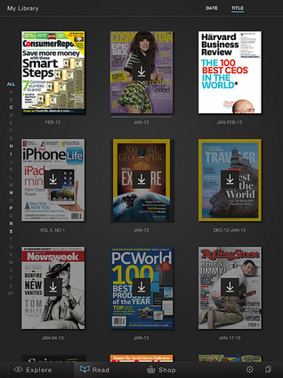 The Future of ePub Browsing - Things of interest to a medical ...   ePub 3.0   Scoop.it