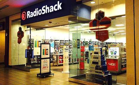 RadioShack Parodied Its Own Stores, but Maybe the Joke Really Is on Them | Business & Marketing | Scoop.it
