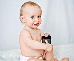 Geek Parents byter nappar mot appar - Föräldrar & Barn | Pedagogik och digital teknik | Scoop.it
