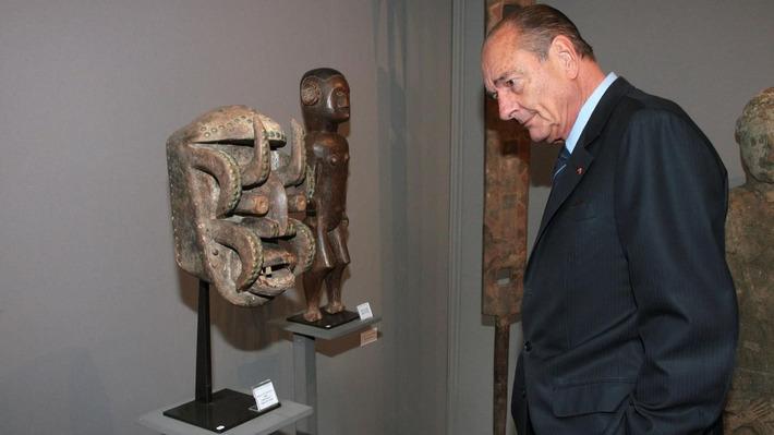 Aillagon : «Au départ, Chirac n'était pas un collectionneur d'art lointain» | Le Figaro | À la une | Scoop.it