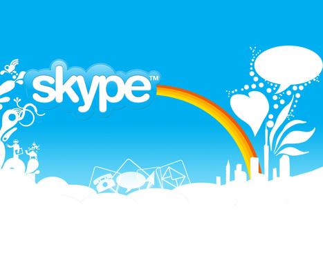 ¿Quieres borrar tu cuenta de Skype? Primero tendrás que rellenar tu perfil con datos falsos   Creativos   Scoop.it