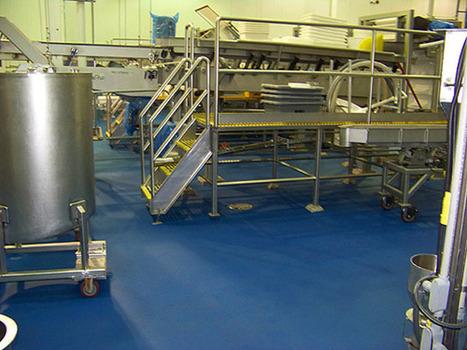 Epoxy Floor Coating NY   Food Processing Flooring ll Food Grade Flooring   Scoop.it