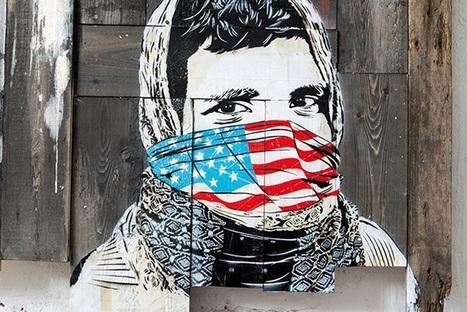 Penguin Street Art e as 10 capas que nasceram nas ruas | Mais 1 ... | Urban Life | Scoop.it