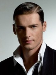 Side Part Hairstyles For Men   Model Haircuts   Scoop.it