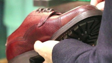 Why shoes from Northampton are a hit in Japan   Bailey's Business A2 BUSS4   Scoop.it