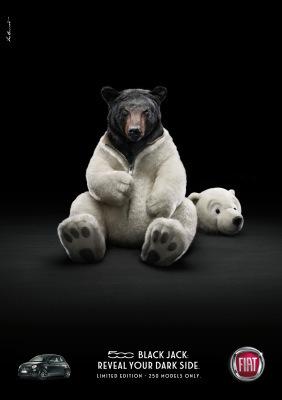 Les ours, emblèmes de lapublicité | Communication Romande | Scoop.it