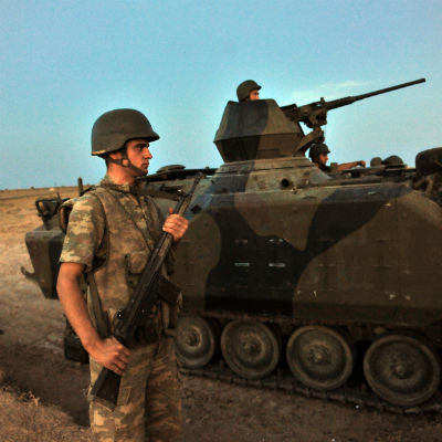 Analysis: Does Turkey's prime minister want war with Syria? | The Circassian Star | Scoop.it
