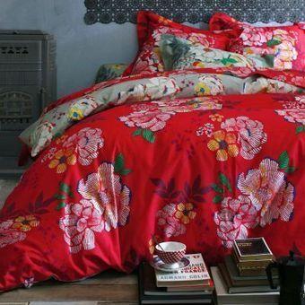 10 ensembles de lit modernes, graphiques et colorés | décoration & déco | Scoop.it