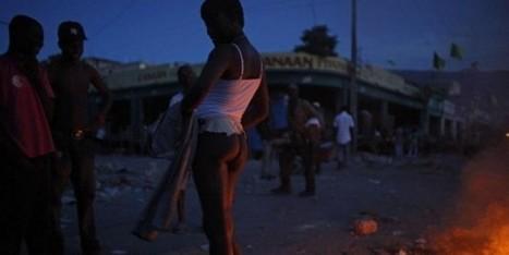 En Haití las niñas se prostituyen para conseguir agua - MDZ Online | Agua | Scoop.it