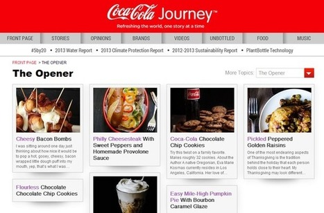 The Coca-Cola storytelling journey: three lessons on content marketing and creativity | Cultura de massa no Século XXI (Mass Culture in the XXI Century) | Scoop.it