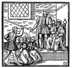 King James I: Demonologist | Macbeth by Wiliam Shakespeare | Scoop.it