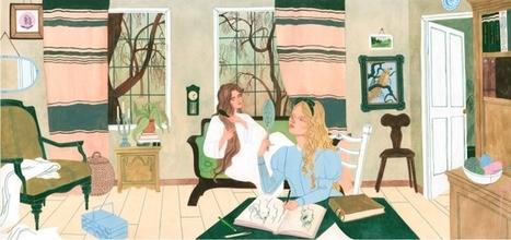 Elfeminismo en 'Mujercitas' | Jenn Díaz | Libro blanco | Lecturas | Scoop.it