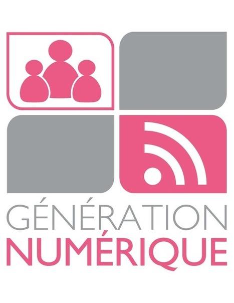 Un Clic, Déclic devient Génération Numérique | Médias 3D Fontainebleau | Scoop.it