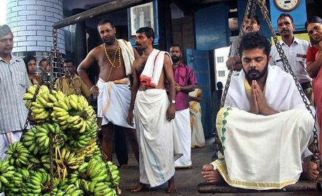Sreesanth offers 'thulabharam' ritual at Sree Poornathrayeesa temple of Lord ... - Deccan Chronicle | T.O | Scoop.it