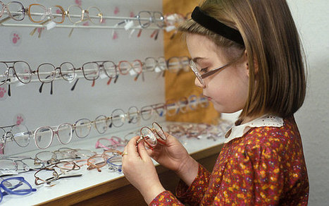 Children twice as likely to be short-sighted than 50 years ago | Making a difference | Scoop.it