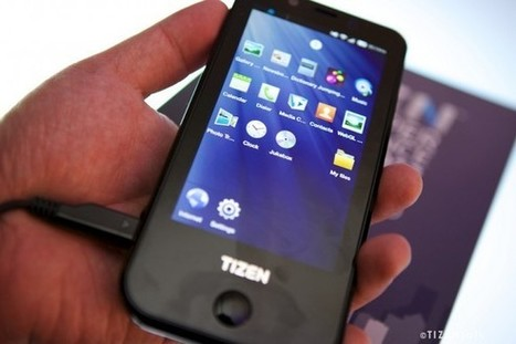 Samsung Tizen phone tipped to tote quad-core Exynos processor   Mobile IT   Scoop.it