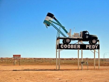 Coober Pedy – Australia's Underground Town | Strange days indeed... | Scoop.it