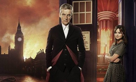 Doctor Who isn't going to be the only time travel show on TV anymore | Classic & New TV Shows & Films | Scoop.it
