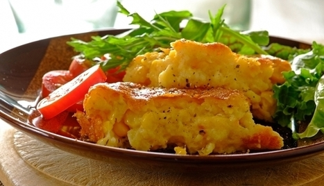 Sweetcorn Bake | ♨ Family & Food ♨ | Scoop.it
