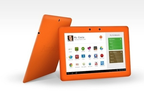 News Corp.'s Amplify Unveils Education Tablet - PC Magazine | Education and Technology | Scoop.it