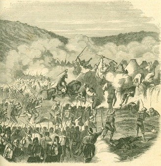 La guerra de África (1859-1860) — Museo Zumalakarregi Museoa | XIX. mendeko Euskal Herria atzo eta gaur | Scoop.it