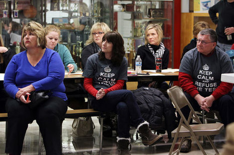 Lorain County parents, teachers discuss Common Core testing turmoil at forum - Chronicle-Telegram | Common Core Resources and News | Scoop.it