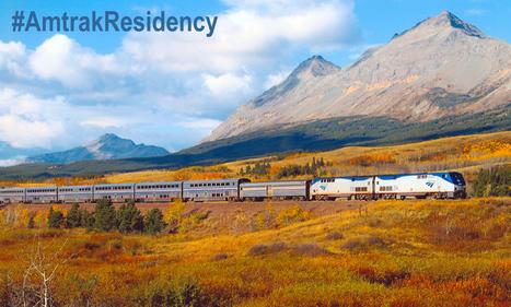 #AmtrakResidency: Application Form | The Writing Life | Scoop.it