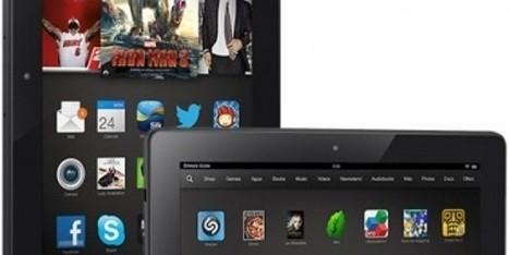 Amazon unveils Kindle Fire HDX Tablet | Geeks9.com | Technology Updates | Scoop.it