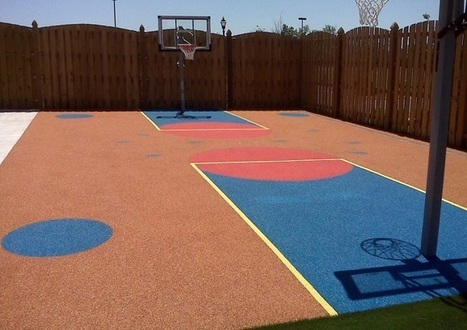 Nico 2 You Blog: Best Sports Flooring Options | Home Improvements | Scoop.it