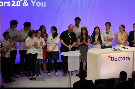 Call for Student Ambassadors to Doctors 2.0 & You Paris- June 4-5, 2015 #doctors20 - Doctors 2.0 | Doctors 2.0 & You | Scoop.it