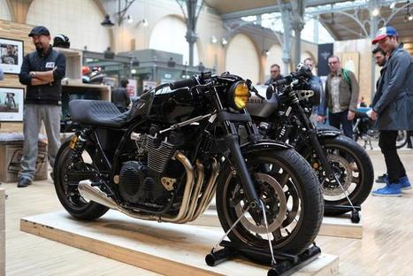 YAMAHA Yard Built at Bike Shed Paris | Motorcycle Industry News | Scoop.it
