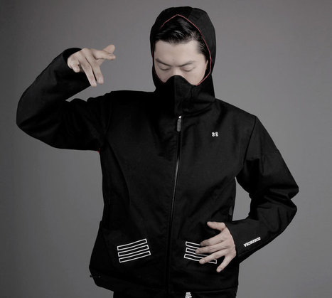 machina MIDI controlled musical jacket | Music, Theatre, and Dance | Scoop.it