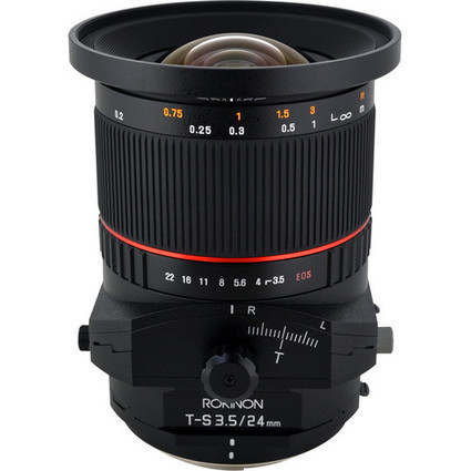 Samyang Tilt-Shift 24mm coming in A and E-mount versions ... | Sony NEX Photography | Scoop.it