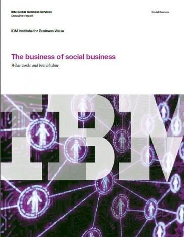 Social Business : créer de la valeur dans la relation client | Beyond Marketing | Scoop.it