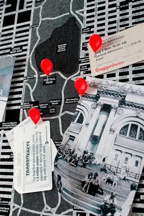 Crumpled Maps and Backward Globes - GIS Lounge | Maps & Globes | Scoop.it