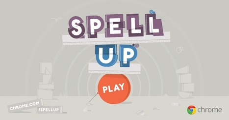 Spell Up. Speak to play and build up your English. | Wiki_Universe | Scoop.it