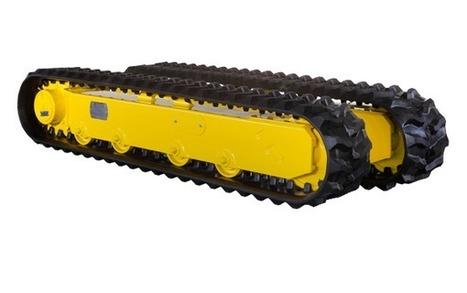 Trenes de rodaje de orugas | Procedimientos de construcción | Scoop.it