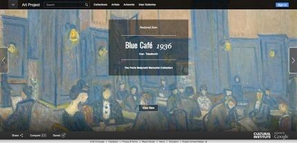 Avec une nouvelle version de son site, Google Art Project améliore sa navigation et son outil de recherche | Réinventer les musées | Scoop.it