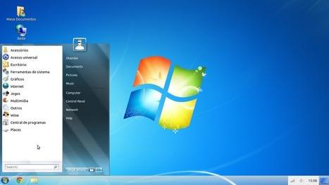 Linux com aparência de Windows: Facilitando a migração em ... | Linux Educational Tools | Scoop.it
