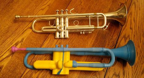 Imprimons nos instruments de musique - Les Numériques | Changer la donne | Scoop.it