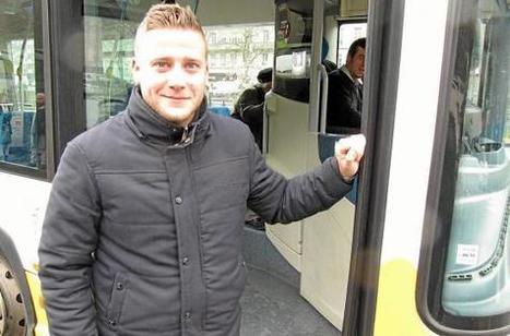 Pour être chauffeur de bus, Pierre s'est accroché | Information sur les métiers, l'orientation et la formation | Scoop.it