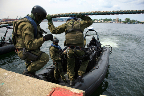 10 Navy SEAL Life Lessons You Can Use Every Day | Executive Coaching Growth | Scoop.it