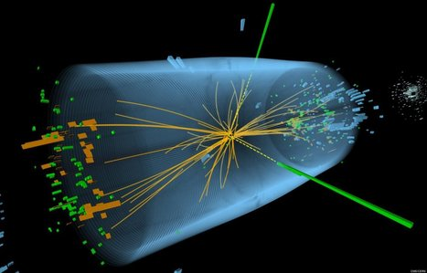Have Scientists Found Two Higgs Bosons? CERN Revisits LHC Particle Data | Amazing Science | Scoop.it