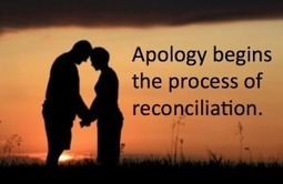 Anatomy Of An Apology:  #13 ThriveNation | Thriveology:  The Art & Science of Thriving | Scoop.it