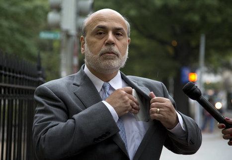 Bernanke: More Execs Should Have Faced Prosecution For 2008 Financial Crisis | Inequality, Poverty, and Corruption: Effects and Solutions | Scoop.it