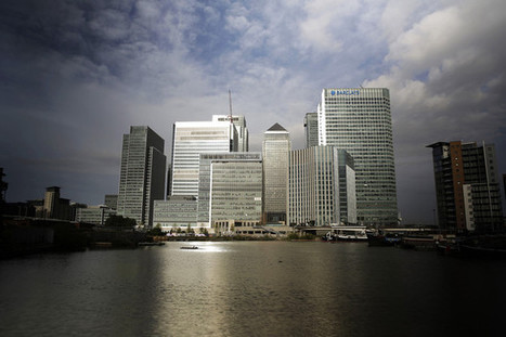 U.K. Finance Most Upbeat Since 1996 as Employment Jumps - Bloomberg | unit 2 12.3B | Scoop.it