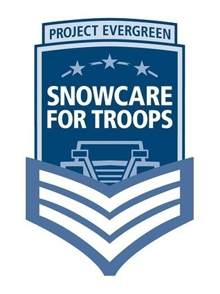 Utility Contractor Online - THE BOSS Snowplow Funds Project EverGreen's SnowCare for Troops for a Fourth Season | Salt Spreaders | Scoop.it