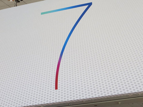 iOS 7 para iPhone y iPad, novedades que no vimos en junio - tusequipos.com | Tecnología | Scoop.it